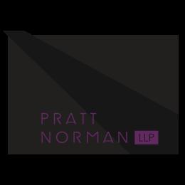 PrattNorman_Logo_Purple