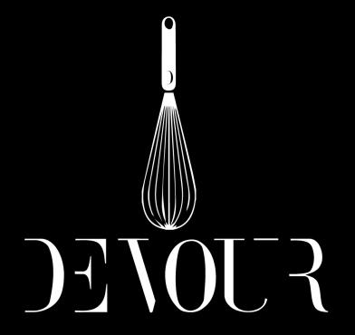 black devour logo