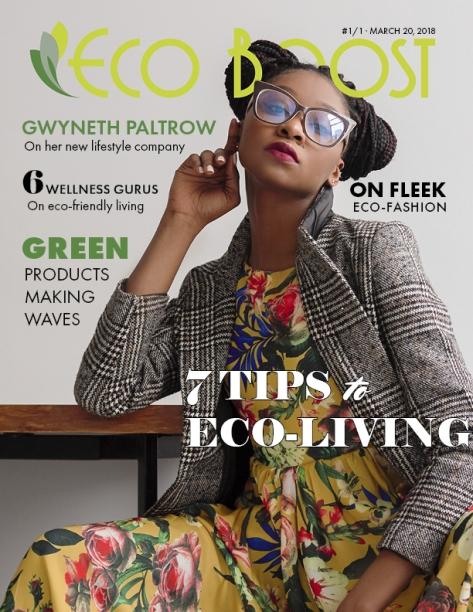 magazine layout cover