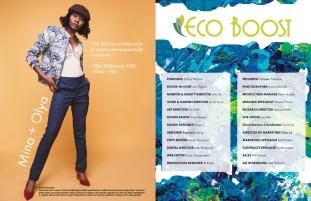 magazine layout advertisement