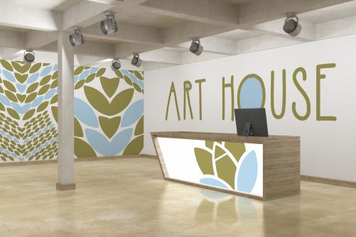 Art House Entrance