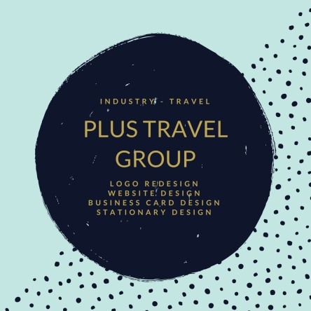 Plus Travel Group Re-brand